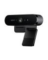 Kamera internetowa Logitech webcam BRIO Brio Ultra HD Pro 4K 960-001106 - USB / obsługa funkcji Windows Hello - nr 20