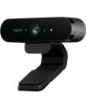 Kamera internetowa Logitech webcam BRIO Brio Ultra HD Pro 4K 960-001106 - USB / obsługa funkcji Windows Hello - nr 228