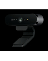 Kamera internetowa Logitech webcam BRIO Brio Ultra HD Pro 4K 960-001106 - USB / obsługa funkcji Windows Hello - nr 230