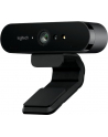 Kamera internetowa Logitech webcam BRIO Brio Ultra HD Pro 4K 960-001106 - USB / obsługa funkcji Windows Hello - nr 233