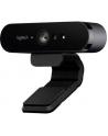Kamera internetowa Logitech webcam BRIO Brio Ultra HD Pro 4K 960-001106 - USB / obsługa funkcji Windows Hello - nr 234