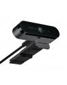 Kamera internetowa Logitech webcam BRIO Brio Ultra HD Pro 4K 960-001106 - USB / obsługa funkcji Windows Hello - nr 273