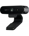 Kamera internetowa Logitech webcam BRIO Brio Ultra HD Pro 4K 960-001106 - USB / obsługa funkcji Windows Hello - nr 74