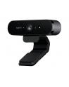 Kamera internetowa Logitech webcam BRIO Brio Ultra HD Pro 4K 960-001106 - USB / obsługa funkcji Windows Hello - nr 223
