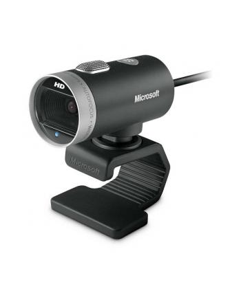 Microsoft L2 LifeCam Cinema Win USB Port EMEA EFR EN/AR/CS/NL/FR/EL/IT/PT/RU/ES/UK