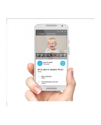 Motorola MBP667 niania video