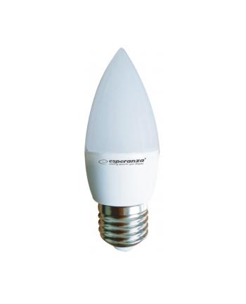 Esperanza ELL147 LED BULB-E27/6W/lm580/3000h/CRI 80/37x100mm/kąt świecenia270