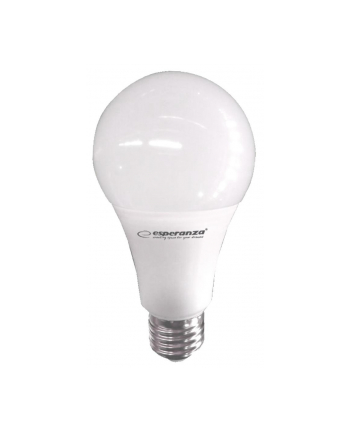 Esperanza ELL157 LED BULB-E27/9W/lm740/3000h/CRI 80/A+/60x112mm/kąt świecenia270