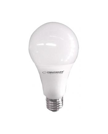 Esperanza ELL159 LED BULB-E27/14W/lm1190/3000h/CRI 80/65x127mm/kąt świecenia270