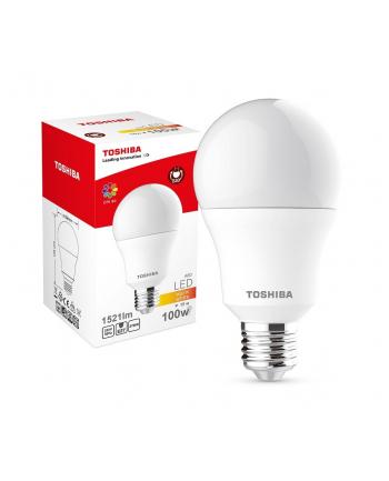 Żarówka LED TOSHIBA A60 | 100W 2700K 80Ra ND E27