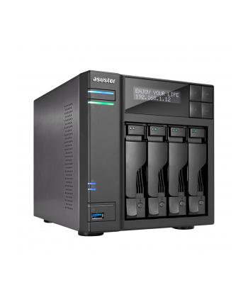 Asustor AS6404T sieciowy serwer plikow NAS tower, 4-dyskowy