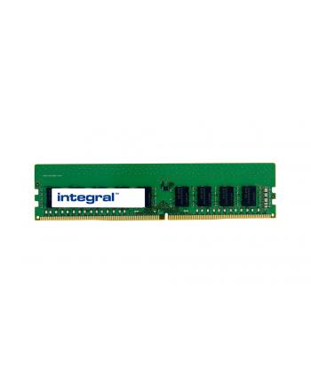 Integral 16GB DDR4-2400 ECC DIMM  CL17 R2 UNBUFFERED  1.2V