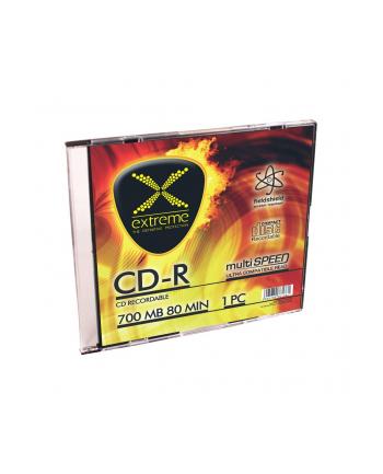 Esperanza CD-R Extreme [ slim jewel case 1   700MB   52x ] - 200 sztuk
