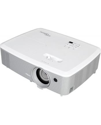 Projektor Optoma EH400+ (DLP, 4000 ANSI, 1080p Full HD, 22 000:1)