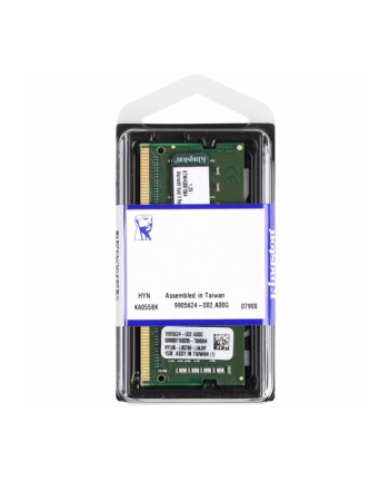 Kingston dedicated 4GB DDR4 2400MHz SODIMM