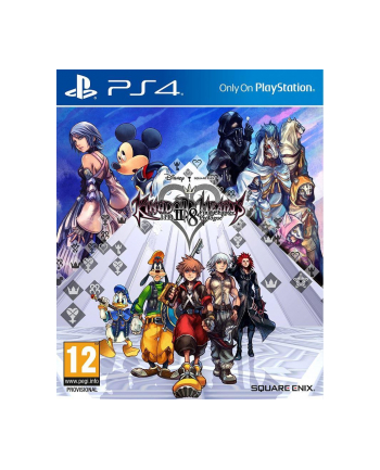 Cenega Polska Gra Kingdom Hearts 2.8 Final Chapter Prologue (PS4)