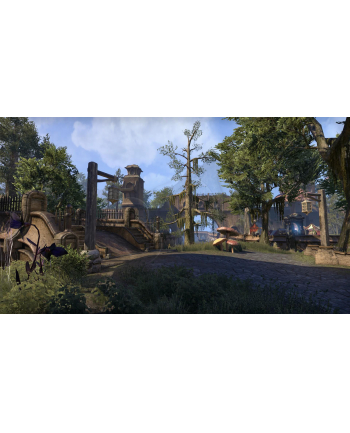 Cenega Polska Gra The Elder Scrolls Online: Morrowind (PS4)