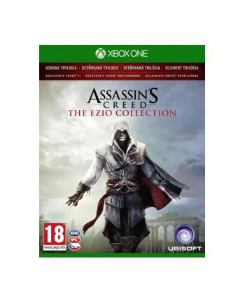 UBISOFT Gra Assassins Creed THE EZIO COLLECTION (XBOX ONE)
