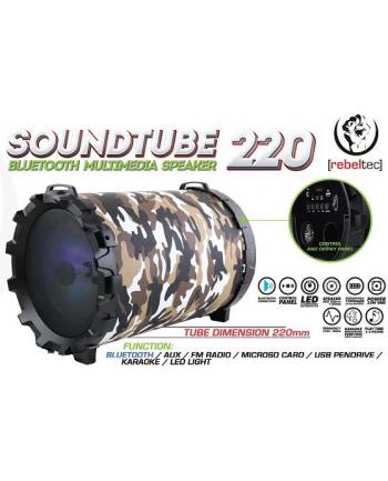 Głośnik bluetooth Rebeltec SoundTube 220 MORO