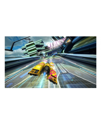 Sony Gra PS4 WipEout Omega Collection
