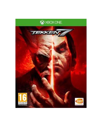 Cenega Polska Gra Tekken 7 (XBOX ONE)