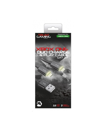 Trust GXT 221 Duo Charge Cable for Xbox One