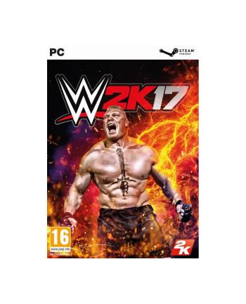 Cenega Polska Gra WWE 2K17 (PC)