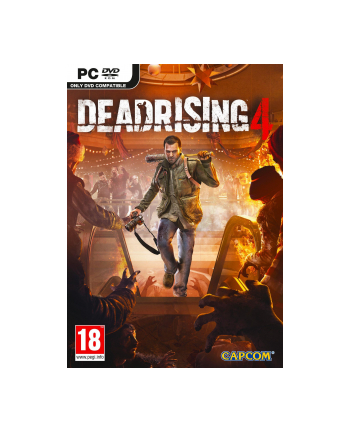 Cenega Polska Gra Dead Rising 4 (PC)
