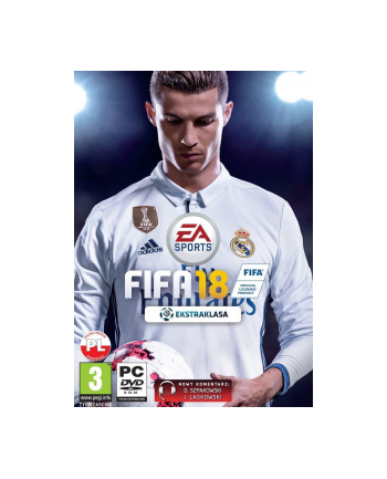 Electronic Arts Gra FIFA 18 (PC)