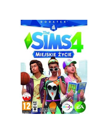 Electronic Arts Gra The Sims 4 dodatek Miejskie Życie (PC)