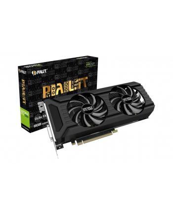 Karta VGA Palit GTX1080 DUAL 8GB GDDR5X 256bit DVI+HDMI+3DP PCIe3.0