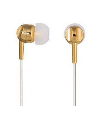 Słuchawki Dokanałowe Thomson EAR3005GD złote