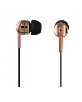 Słuchawki Dokanałowe Thomson EAR3005BO  miedziane