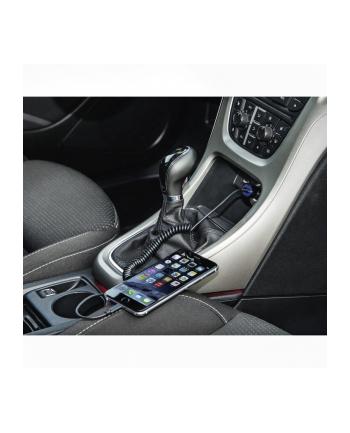 HAMA POLSKA Ładowarka samochodowa Hama do Iphone 5/5s/5c/6/6+ Lighting czarna