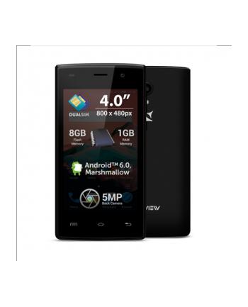 Telefon komórkowy Allview A5 Ready czarny 4''