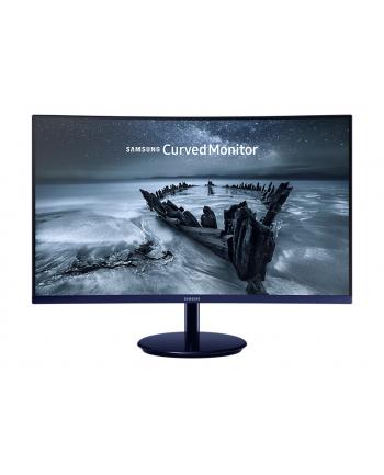 Samsung LCD C27H580 F 27'' Blue Black