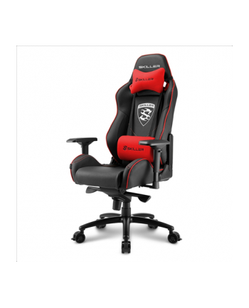Fotel Gamingowy Sharkoon Premium Seat SKILLER SGS3 Gaming red