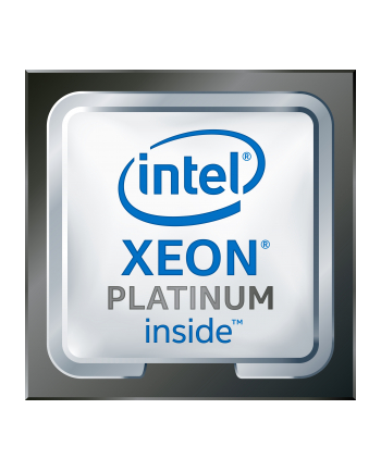 Intel Xeon platinum 8180, 28C, 2.5 GHz, 38.5MB cache, DDR4 up to 2666 MHz, 205W TDP