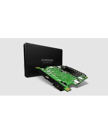 SAMSUNG PM1633a SAS Enterprise SSD 480 GB internal 2.5 inch SAS 12Gb/s 70mm TLC REX