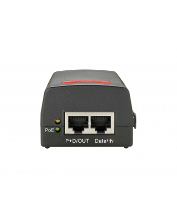Level One LevelOne Gigabit PoE+ injector 30w