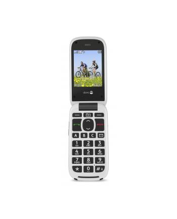 Doro PhoneEasy 613 szary/biały