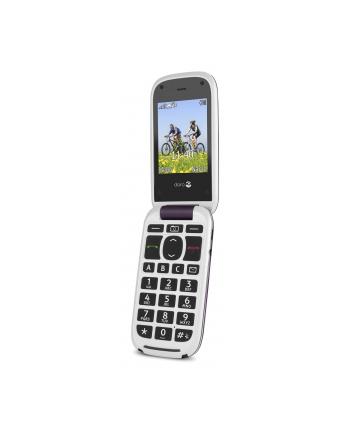 Doro PhoneEasy 613 fioletowy/biały