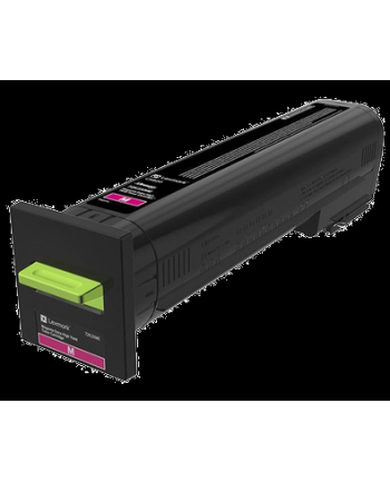 Kaseta z tonerem Lexmark magenta | 22 000 str | corporate | CS820de