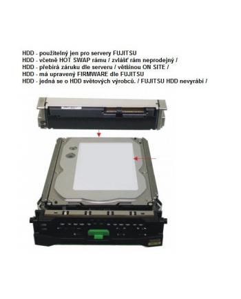 Fujitsu HD SAS 12G 6TB 7.2K 512e HOT PL 3.5' BC