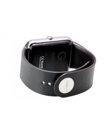 Smartwatch, Zegarek Garett G25, srebrny