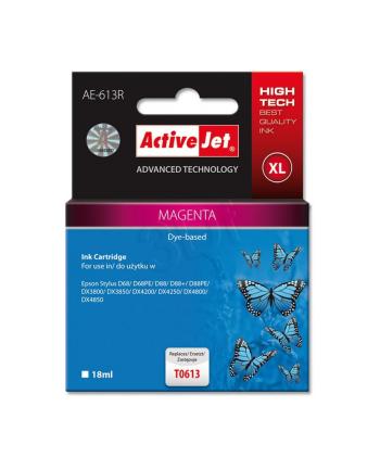 ActiveJet AER-613 tusz magenta do drukarki Epson (zamiennik T0613)
