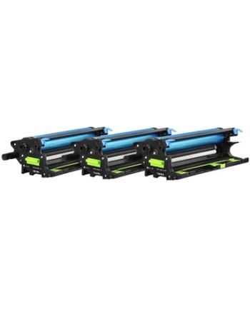 Zestaw 3 bębnów Lexmark 72K0Q00 | 175 000 str | C6160 / CS820 / CX825 / CX860