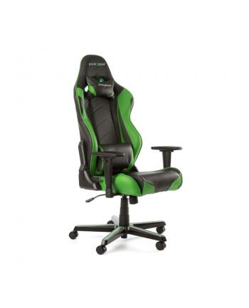 DXRacer Racing Series fotel gamingowy, czarny/zielony (OH/RZ0/NE)