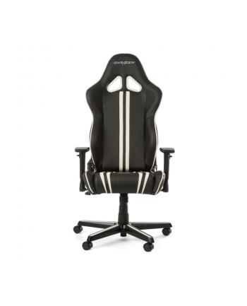 DXRacer Racing Series fotel gamingowy, czarny/biały (OH/RZ9/NW)