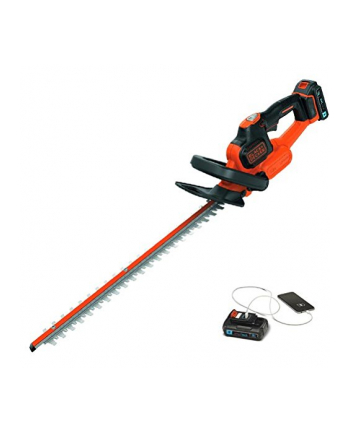 Black+Decker Black & Decker Battery Hedge Trimmer GTC18502PST og